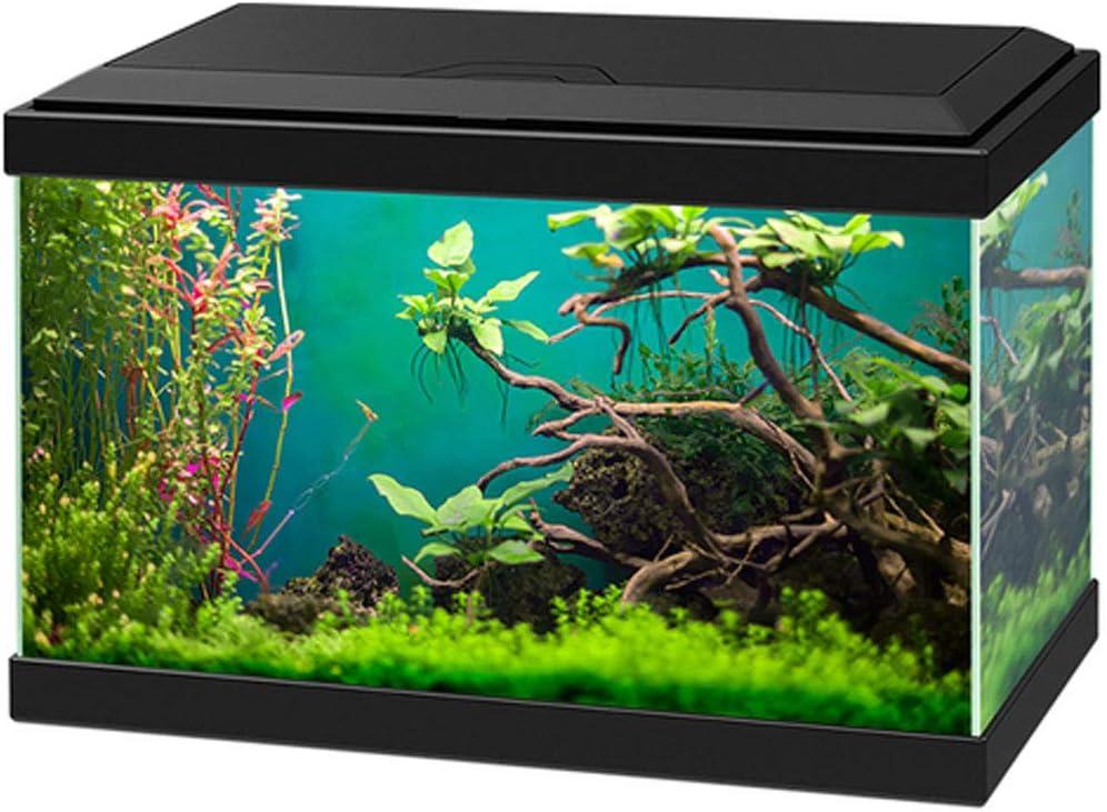 Acquario aqua 20 nero 40x20x31 con led e filtro 17 litri askoll ANM-00171