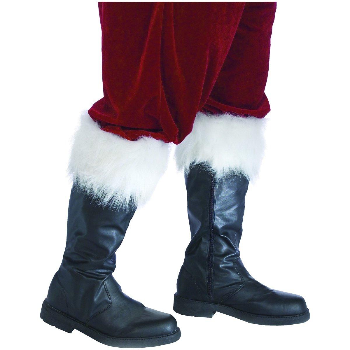 Professional Santa Boots Adult Halco