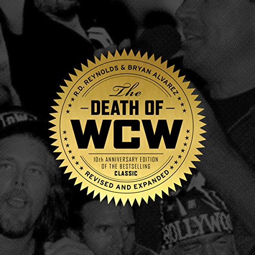 The Death of WCW cover