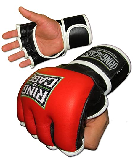 Amazon com : MMA Traditional Fight / Competition Gloves