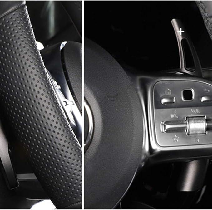 adapt/é pour Mercedes Benz Classe A W177 A180 A200 A220 A250 MIOAHD Changement de Palette de Volant de Voiture