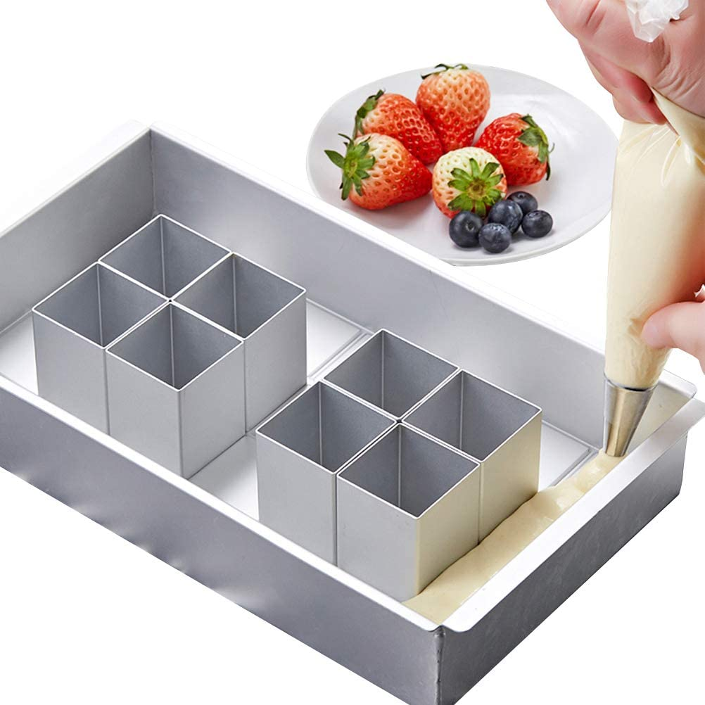 Adjustable DIY Cake Mold Alphabet Cake Pan with Letter and Number Diagrams Good as Gift for Baking Lovers Baker Boutique Large Number Cake Mold 0-9 Numbers