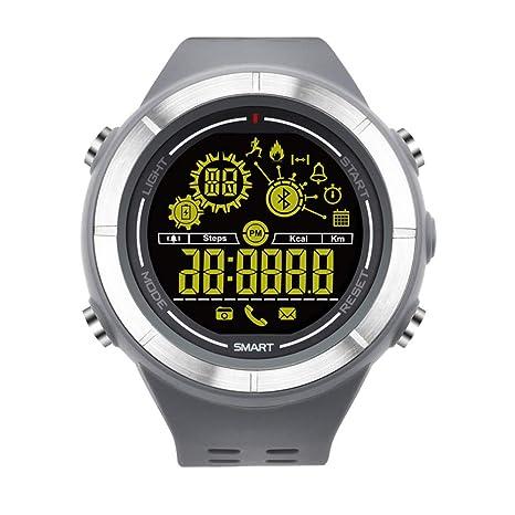 Cebbay Pulsera Actividad Inteligente Hombre Mujer Impermeable IP67 Color Monitor de Frecuencia Cardiáco Reloj Inteligente para