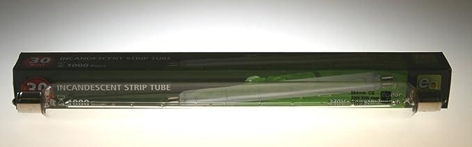 5 x 30watt 284mm clear incandescent strip lights 1000 hours brand 5 x 30watt 284mm clear incandescent strip lights 1000 hours brand new fully aloadofball Choice Image