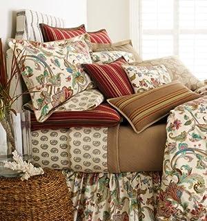 Lauren By Ralph Lauren Bedding Antigua Paisley Floral Set Of 2 Pillowcases;  KING