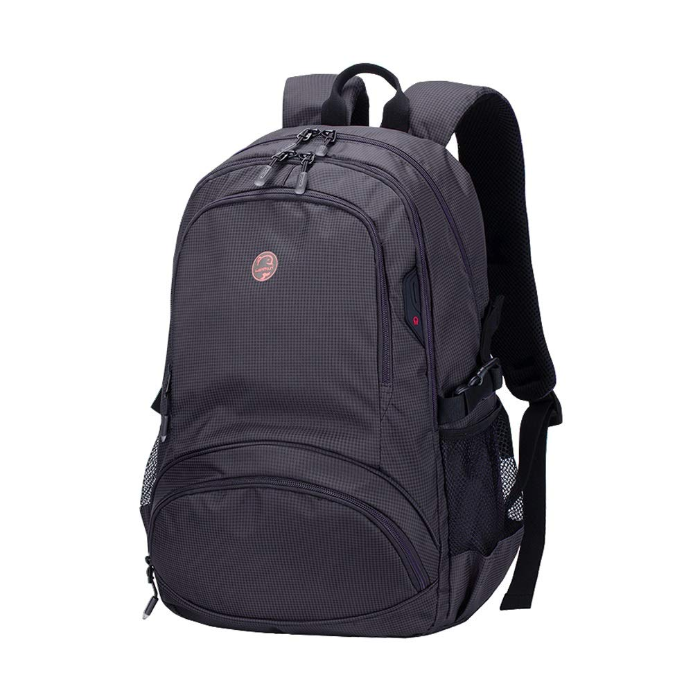QP Large-Capacity Travel Backpack Female Travel Backpack Korean Bag Male Casual Light Waterproof Mountaineering Bag (Color : C, Size : Large)