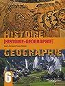 Histoire Géographie. 6e par Scheibling