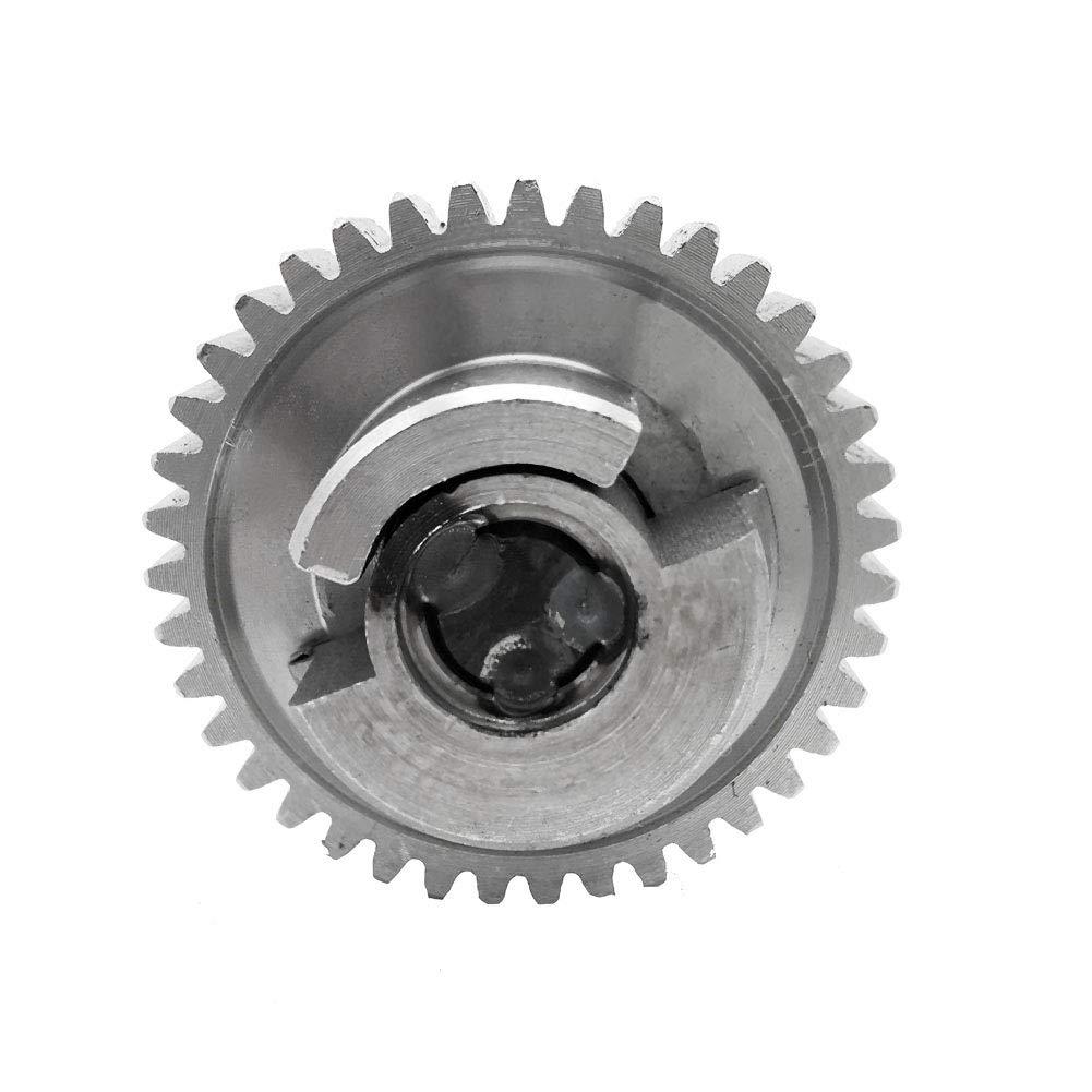 SODIAL Strumento di Riparazione DellAttuatore per Ingranaggi Freno di Stazionamento in Metallo per BMW 750I 750Li 760Li 745I 745Li 2002-2008 34436782755