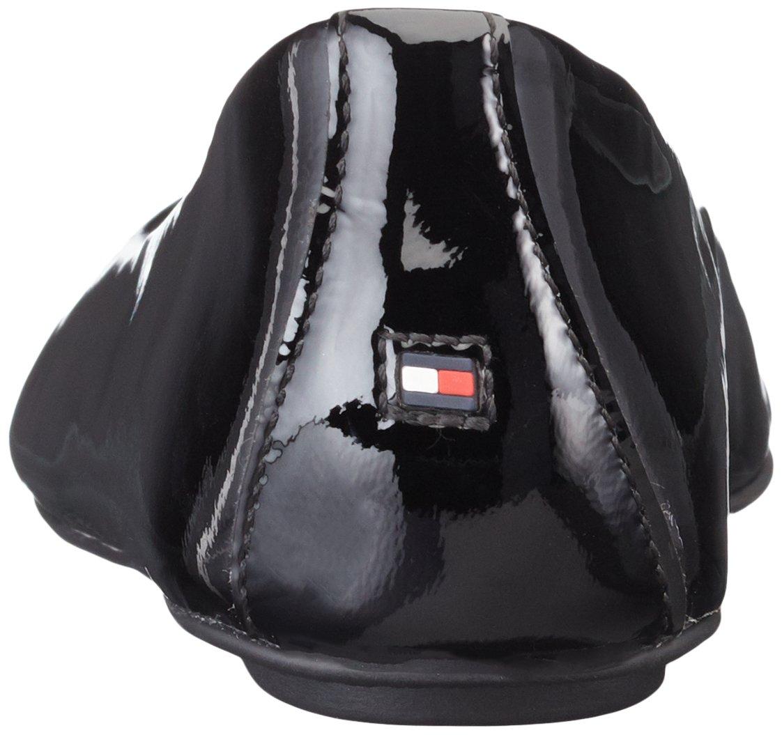 Tommy Tommy Tommy Hilfiger Damen A1285ppleton 16p Geschlossene Ballerinas Schwarz (schwarz) 7ac193