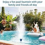 Swimming-Pool Waterfall Fountain Fun Water