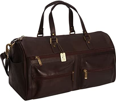 One Size Claire Chase Vintage Duffel Saddle
