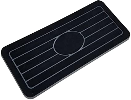 Shock Absorber 25mm Thickness EVA Foam Mariners Warehouse Anti-Fatigue Non-Soft Helm Mat//Pad Soft Non-Slip Standing Cushion for Boat Made of Safety Heavy Duty Circle Design Durable
