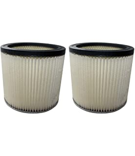 2 Replacement For ShopVac Dry/Wet Cartridge Filter Part # 90304