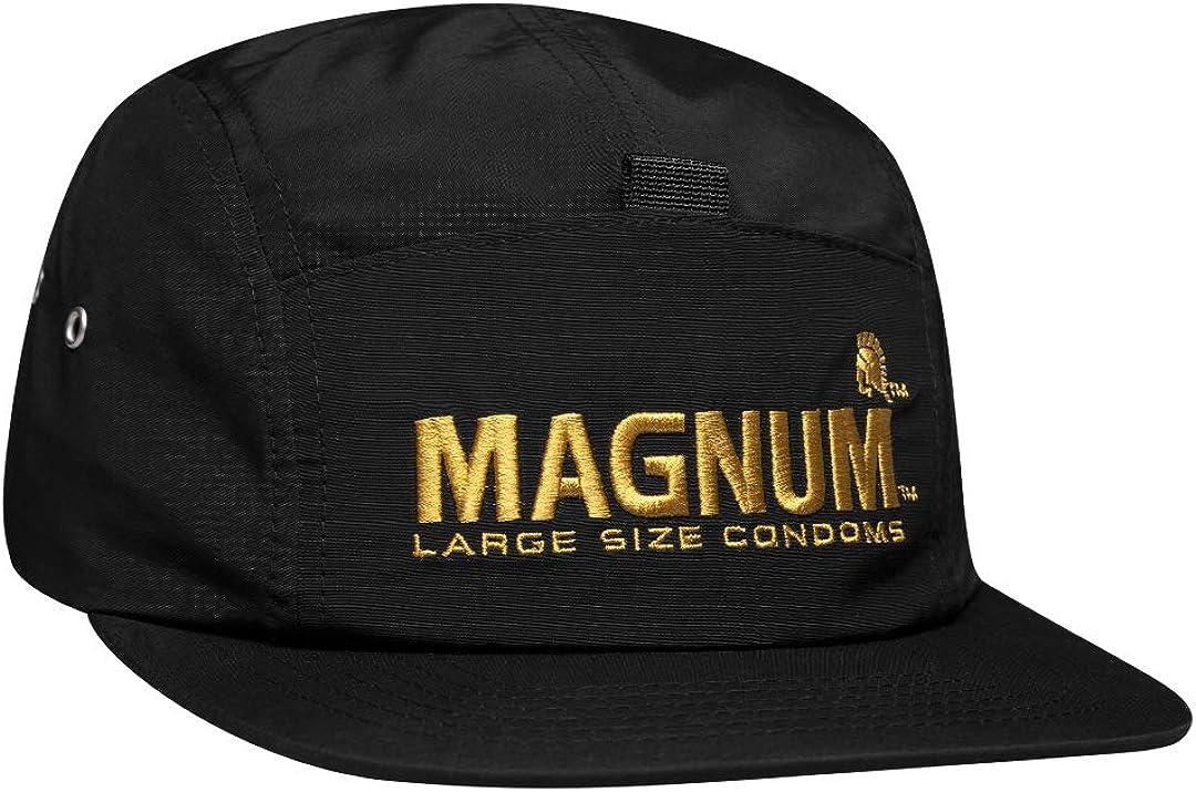 Trojan Man Trucker Hat mesh hat snapback hat black