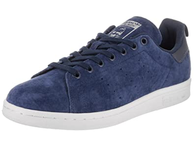 énorme réduction af882 a1d4b adidas Stan Smith Daim Baskets: ADIDAS: Amazon.fr ...