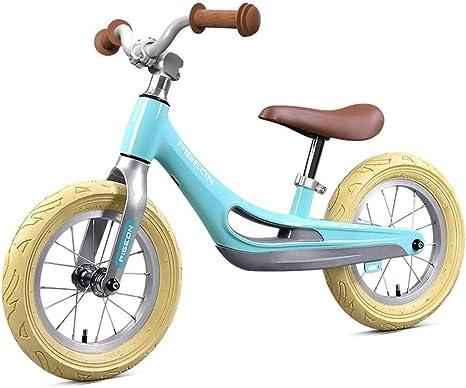 Hejok Equilibrio De La Bicicleta Rosa, Bicicleta De Equilibrio ...