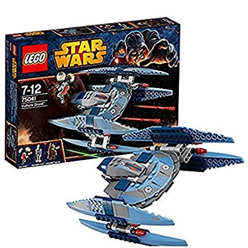 Lego Naboo N1 Starfighter - LEGO Star Wars 75041: Vulture Droid