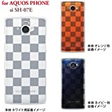 【AQUOS PHONE si SH-07E】【IGZO】【イグゾー】【docomo】【ケース】【カバー】【スマホケース】【クリアケース】【トランスペアレンツ】【ボックス】 06-sh07e-ca0021a