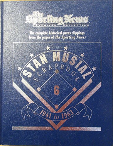 Stan Musial Signed The Sporting News Book - Beckett BAS - Beckett Authentication - MLB Autographed Miscellaneous Items
