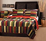 Pier1 Imports Best Deals - Greenland Home 3-Piece Jubilee Quilt Set, Full/Queen