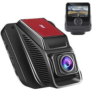 Modohe Car Dash Cam Wifi 1080p Car Camera Supercapacitor Wdr Night