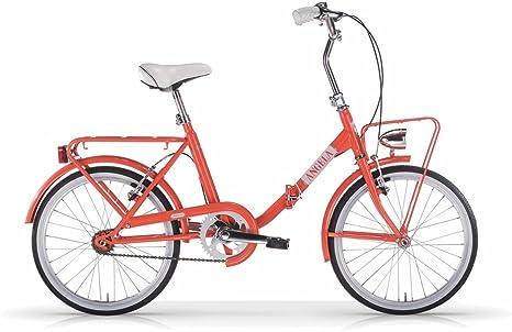 ANGELA - Bicicletta pieghevole 20 1s: Amazon.es: Deportes y aire ...