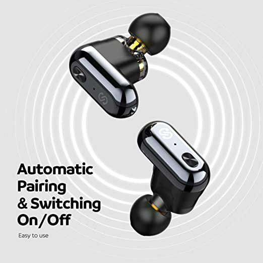Auriculares Inalámbricos TWS SoundPEATS Truengine Mini