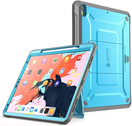 iPad Pro 11/'/' case Rugged Full Body Protection Cover Screen Protector Kickstand