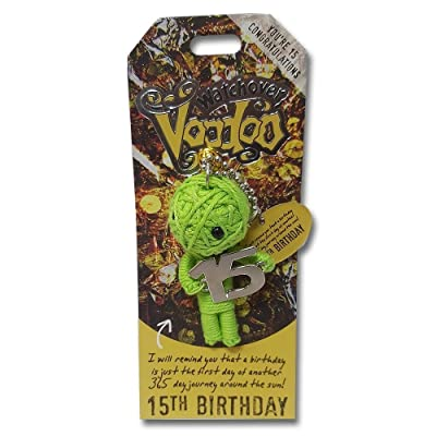 Watchover Voodoo Dolls watchover Voodoo 15th Birthday Doll: Toys & Games