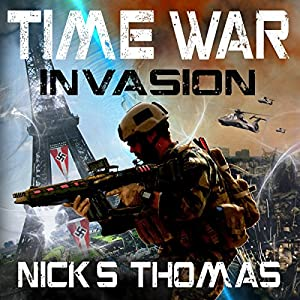 Time War: Invasion Audiobook