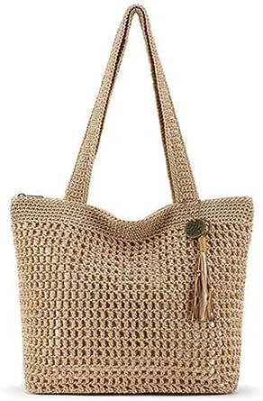 Bag For Girls,Ecru - Canvas & Beach Tote Bags