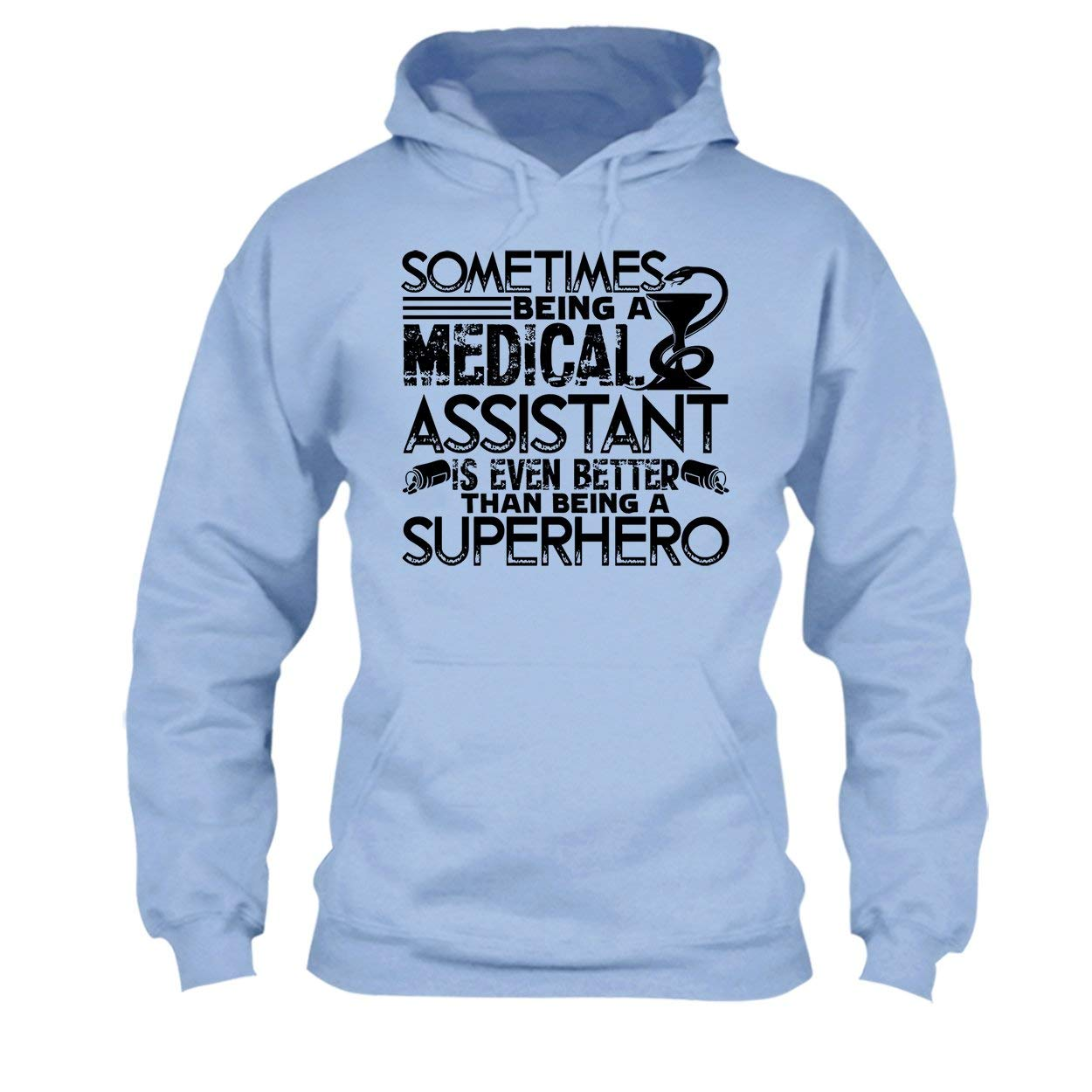 Tee Shirt Sweatshirts Being A Medical Assistant T Shirt