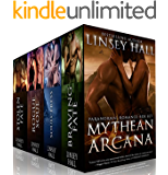 Mythean Arcana: Paranormal Romance Box Set