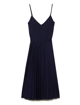Kleid blau 32