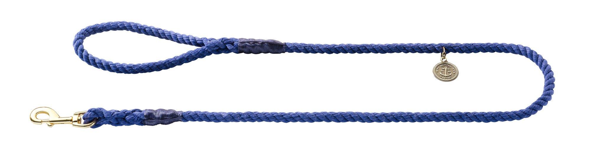 Hunter Lead List, 140 cm, Dark Blue