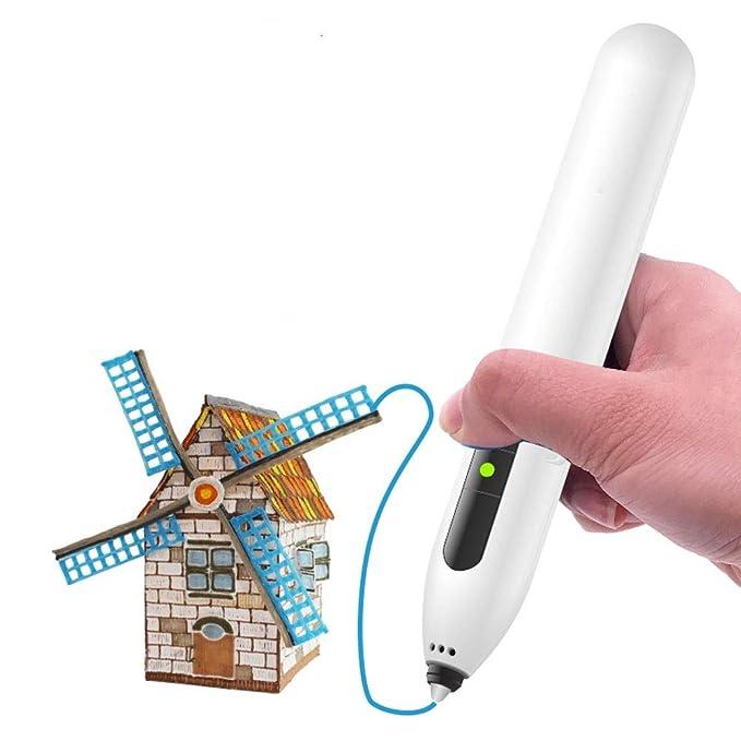 BHDYHM Pluma 3D, 3D Impresora de la Pluma, Carga por USB ...