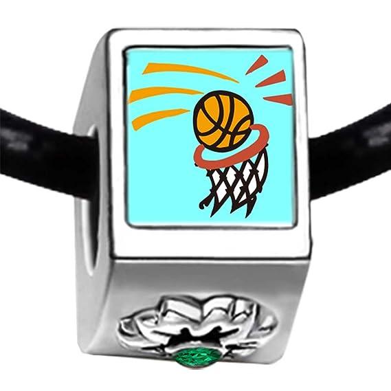 Juegos Olímpicos de baloncesto metas foto verde esmeralda verde de ...