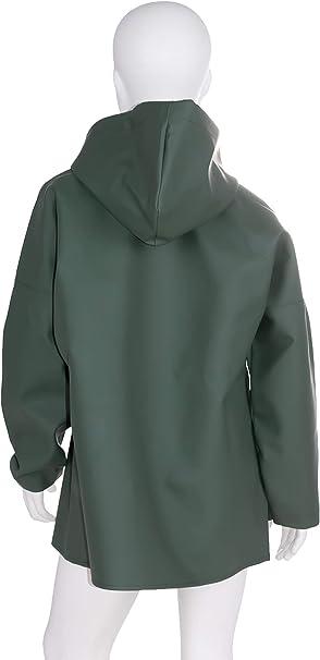 Matches The Kids Chest Waders 3Kamido/® Kids//Children Rain Jacket Storm Break Rainwear Waterproof and Windproof