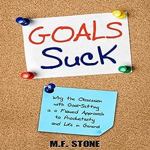 Goals Suck Audiobook