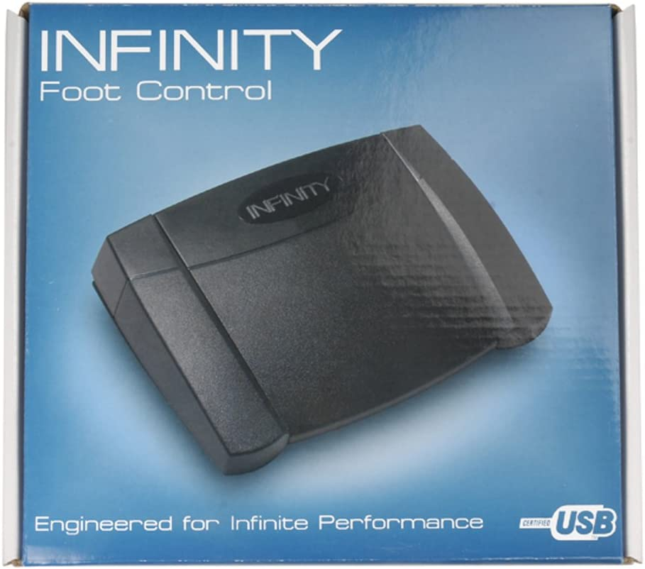 ECS FS-85usb USB Pedal That is Compatible with Sony Digital Voice Editor