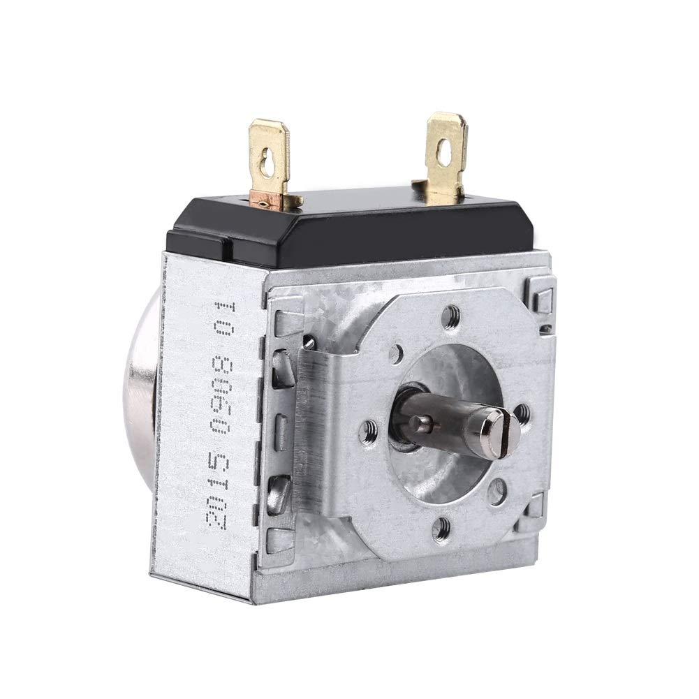 DKJ // 1-60 Remplacement de linterrupteur de minuterie de cuisine pour la cuisini/ère /électronique du four /à micro-ondes Interrupteur de minuterie SL-60C