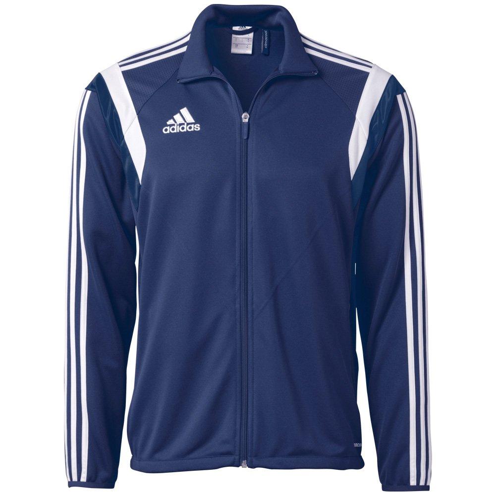 AdidasメンズCondivo 14 Trainingジャケット B00I0Z0TUS Medium ネイビー ネイビー Medium
