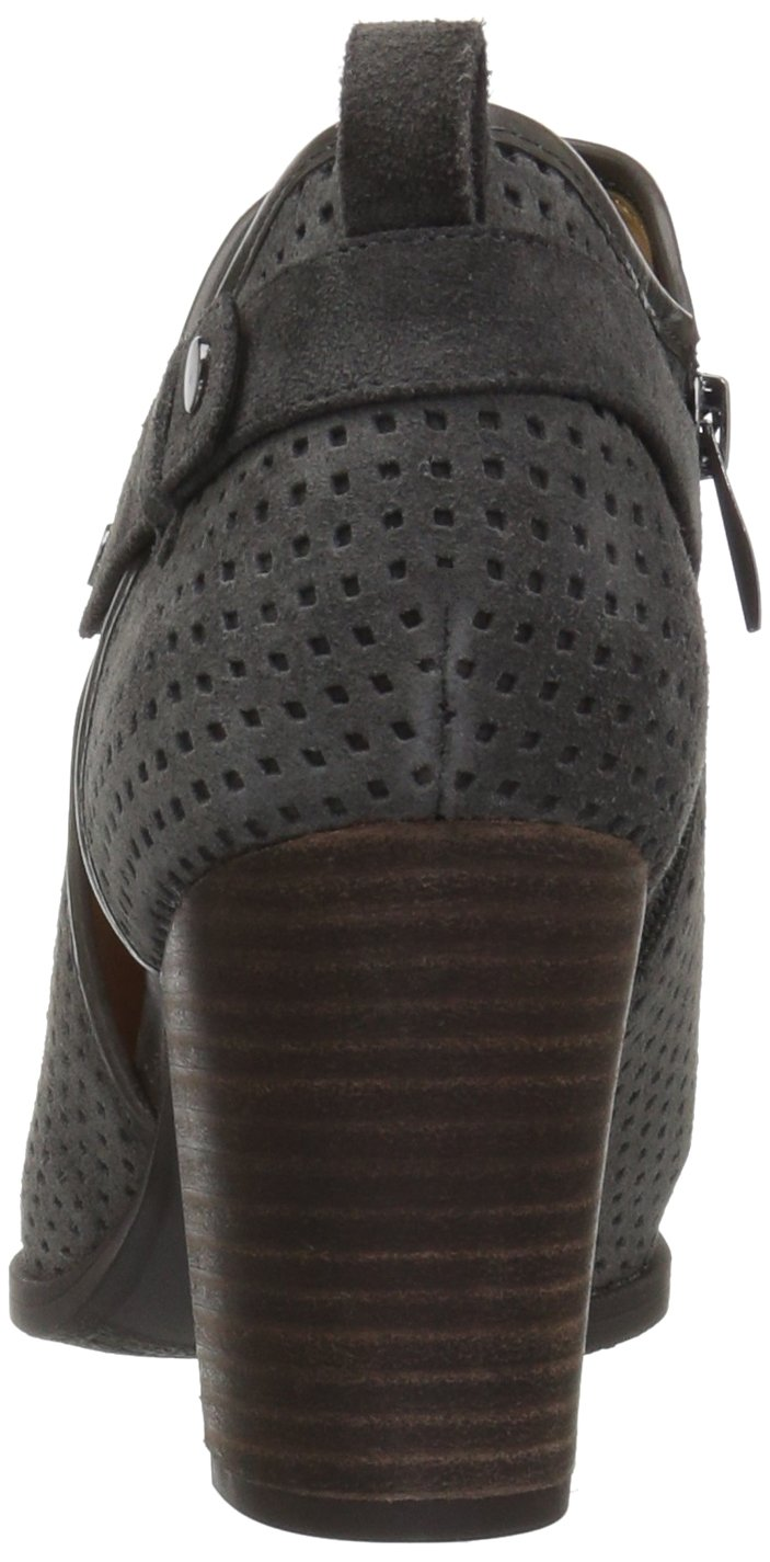 Franco Sarto Women's Dakota Ankle US|Charcoal Boot B073YCZS21 6.5 B(M) US|Charcoal Ankle Grey 5c139e