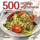 capa de 500 Receitas Vegetarianas