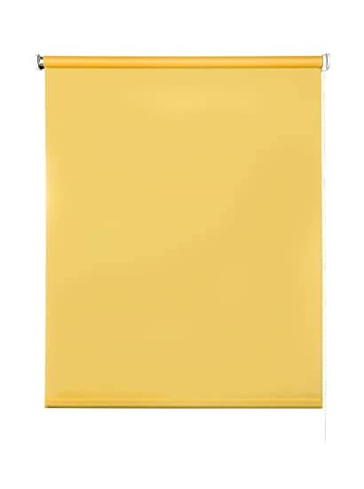 Estores Collection Estor Translucent Amarillo 180 x 180 cm