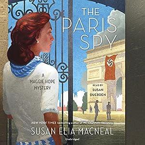 The Paris Spy Audiobook