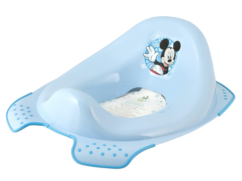 lulabi Disney Mickey ré ducteur rigide WC, Premium, bleu 7213