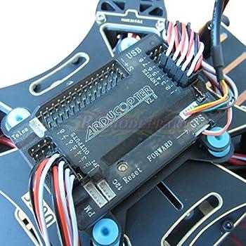 powerdayDIY S500 Quadcopter +APM2.8 FC+ NEO-7M GPS+ HP2212 920KV BL Motor +Simonk 30A ESC+1045 Propeller