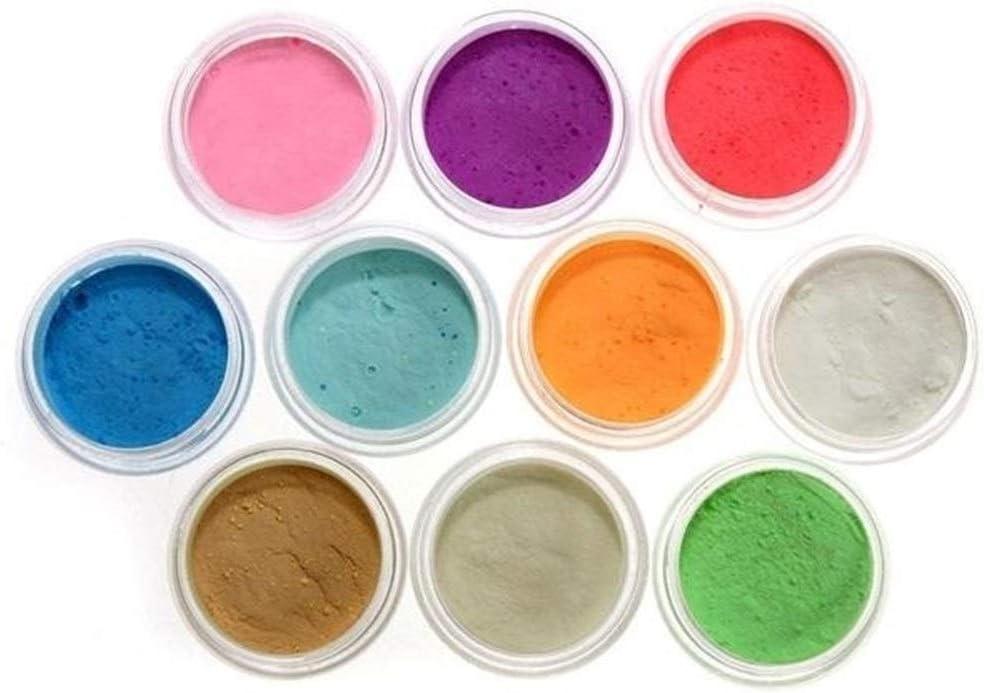 Autoadhesivos para las uñas Pegatinas bellas damas 10 colores ...