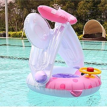 Amazon.com: NUTY DESTY - Flotador inflable para piscina ...